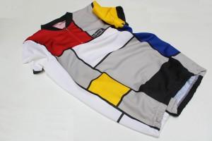 "Mondrian ""La Vie Claire"" Santini"