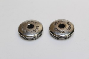 CRANK DUSTCAPS