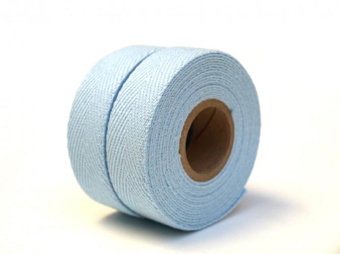 Textil Baumwolle Hellblau