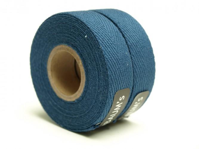 Textil Baumwolle Dunkelblau