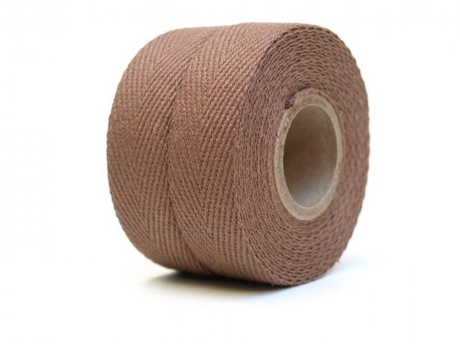 Textil Baumwolle Braun