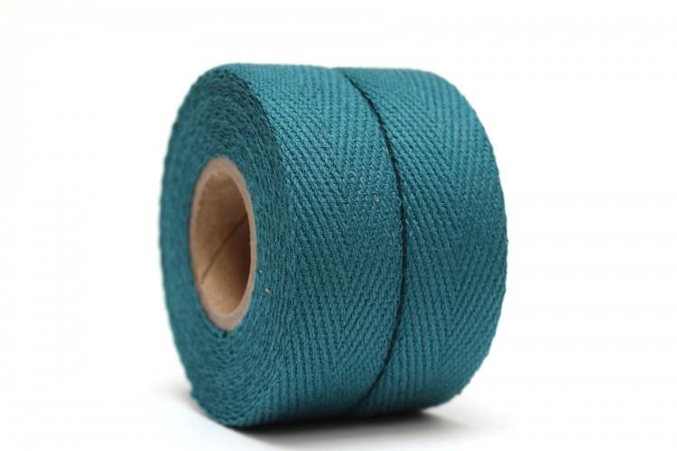 Textil Baumwolle Blau