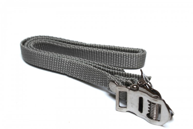 nylon Grau / Silber