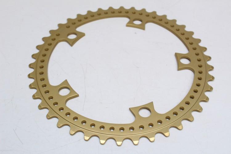 105 Bis Gold Zähne 42