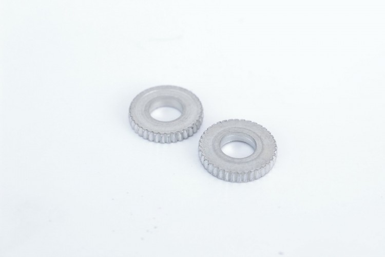 Toothed lock washer 2 pieces