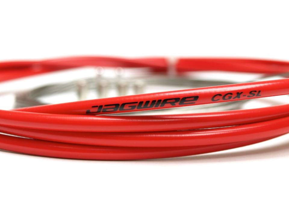 Bremskabel Set Rot