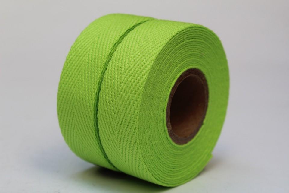 Textil Baumwolle Citronen grün