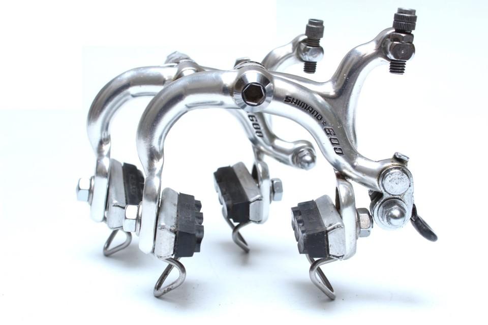 Arabesque 600 EX Bremsen
