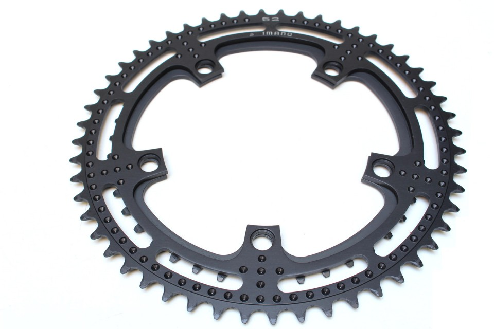 Dura Ace drilled Zähne 52 / 42