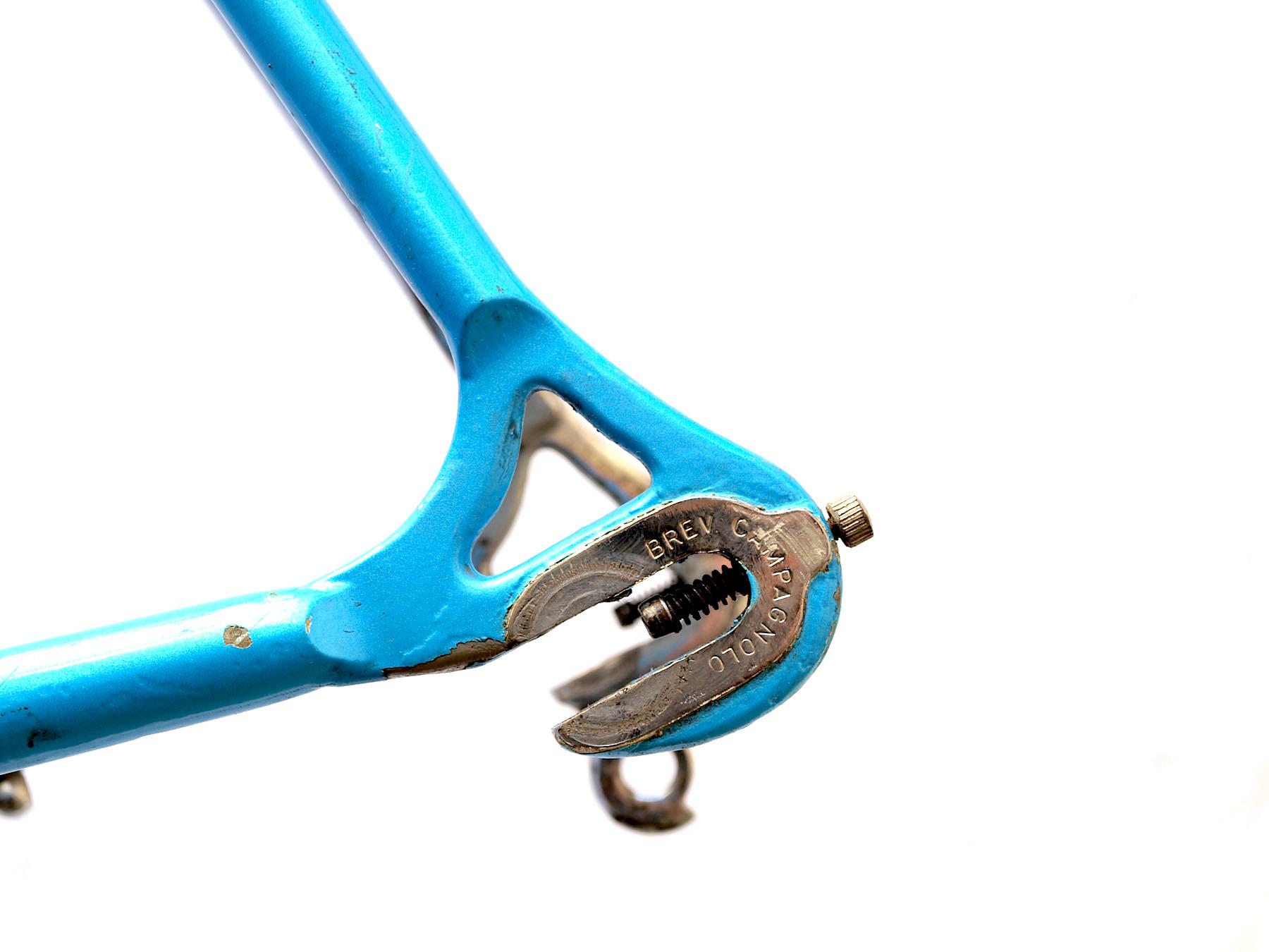 Velovilles | Team Pro 53.5 cm | Vintage Rennrad Teile