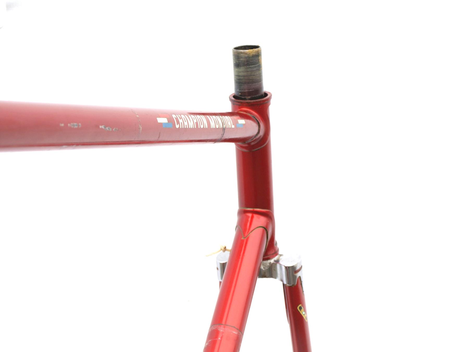 Velovilles | Champion Mondial 58 cm | Vintage Rennrad Teile