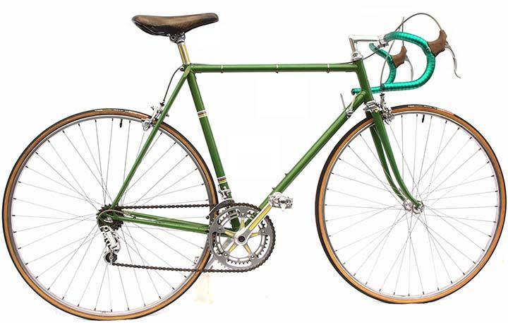 Vintage Rennrad garattoni Campagnolo Nuovo Record